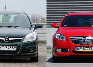 Używany Opel Vectra C i Opel Insignia A - którego wybrać?