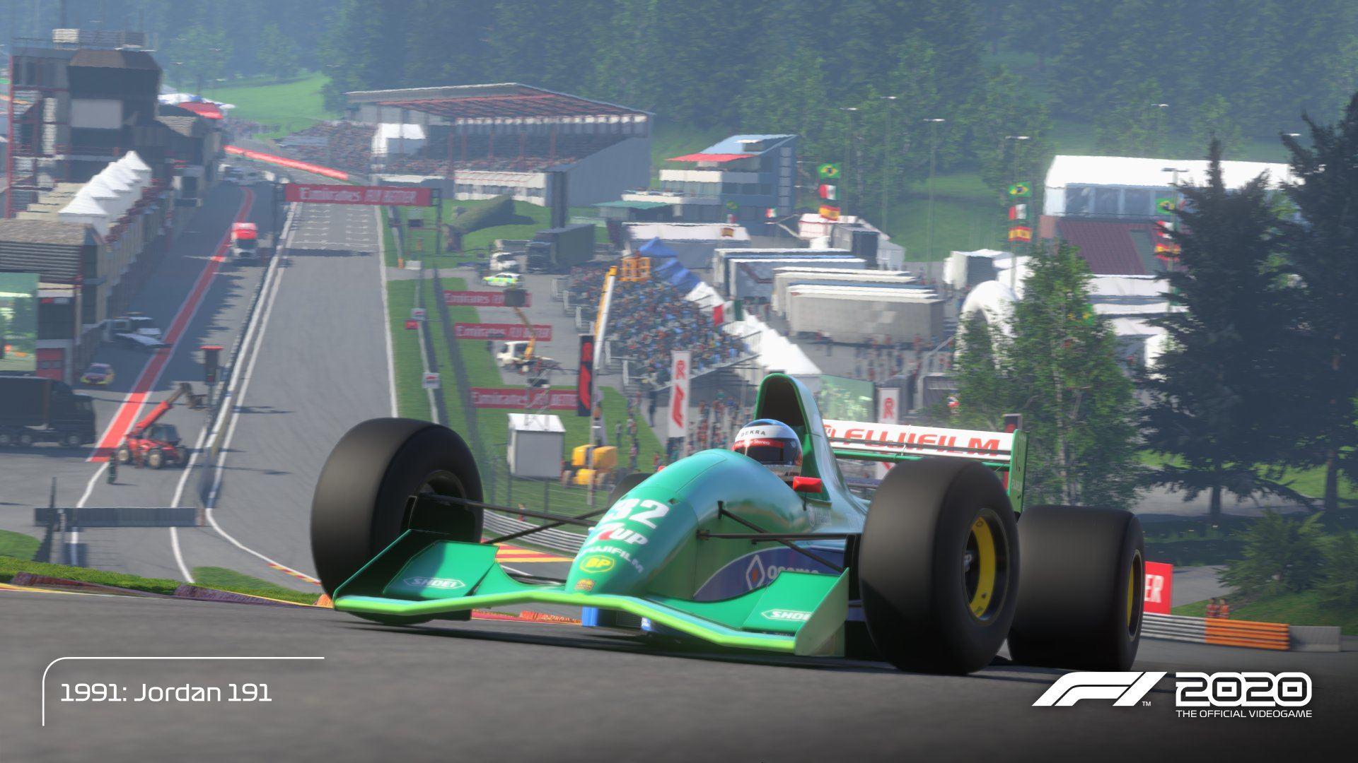 F1 2020 - Jordan
