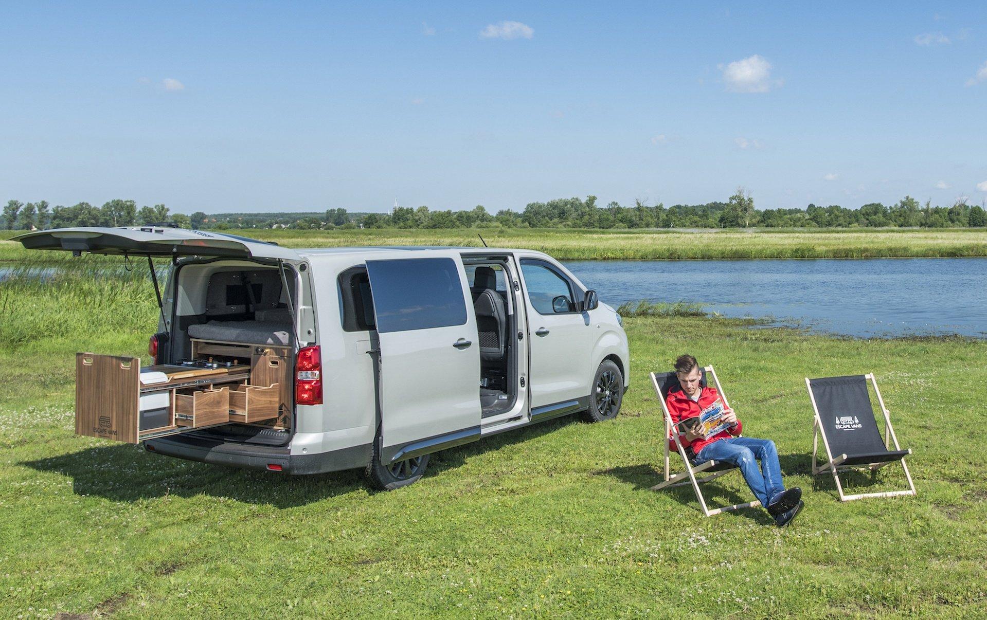 Toyota Proace Verso od Camper Vans
