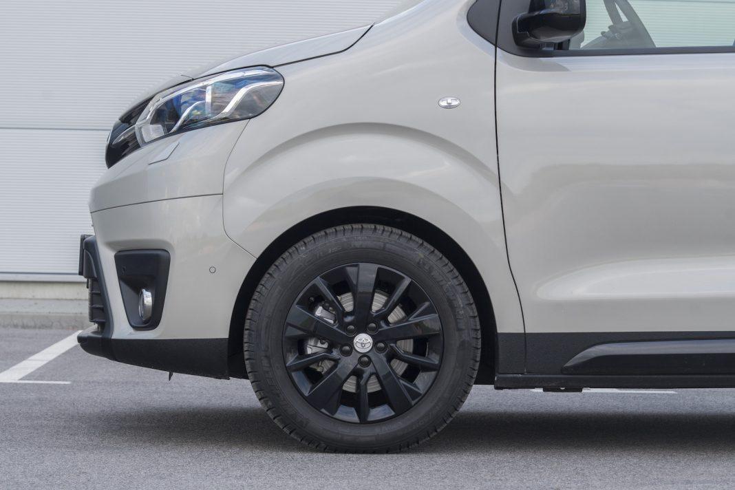Toyota Proace - koło