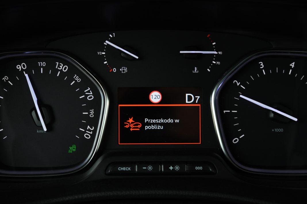 Toyota Proace - system bezpieczenstwa