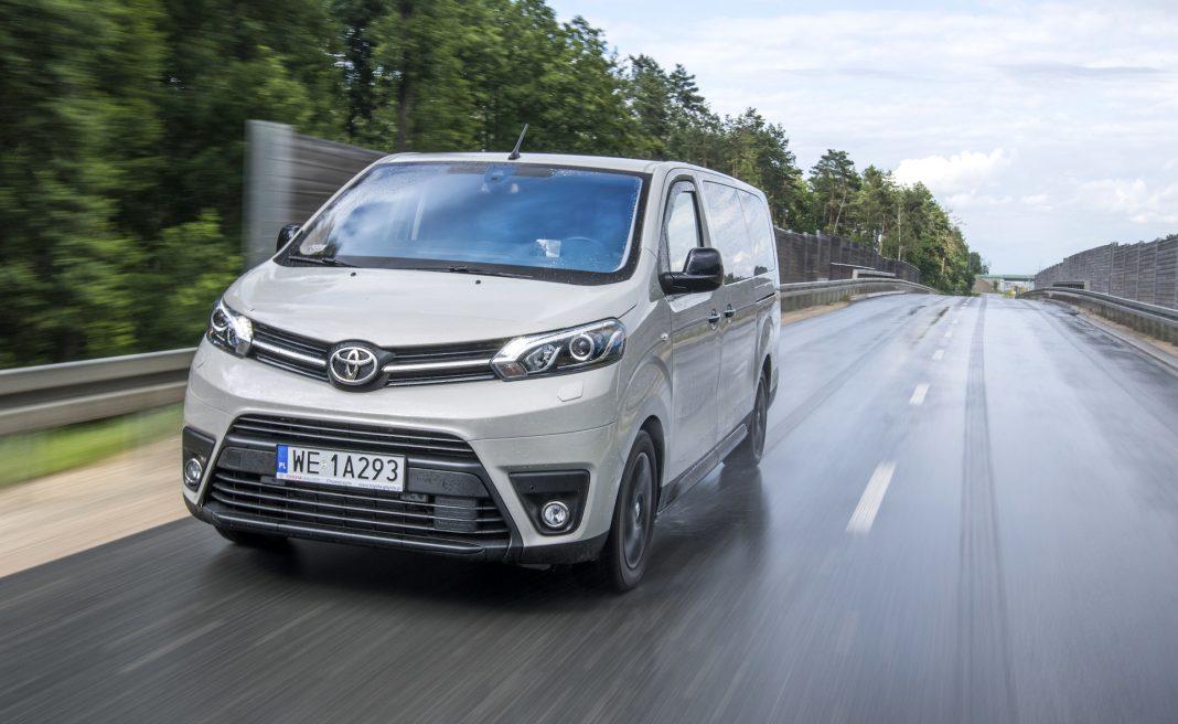 Toyota Proace - test