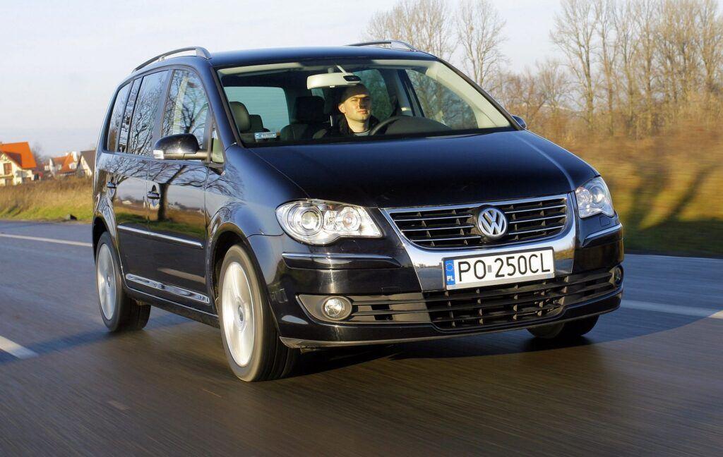 Volkswagen Touran 28