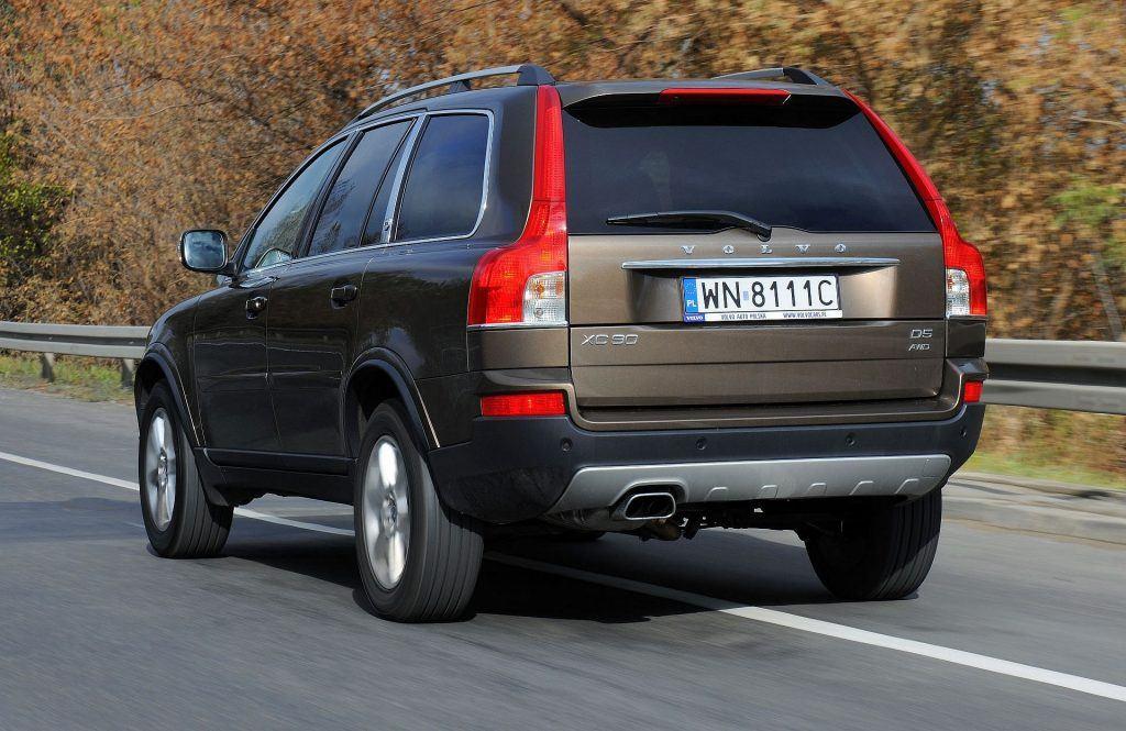 VOLVO XC90 I FL D5 2.4d 200KM 6AT AWD WN8111C 10-2011