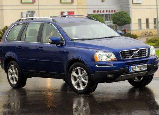 Używane Volvo XC90 I (2002-2014) - opinie, dane techniczne, typowe usterki
