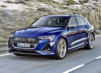 Nowe Audi e-tron S – oficjalne zdjęcia i informacje