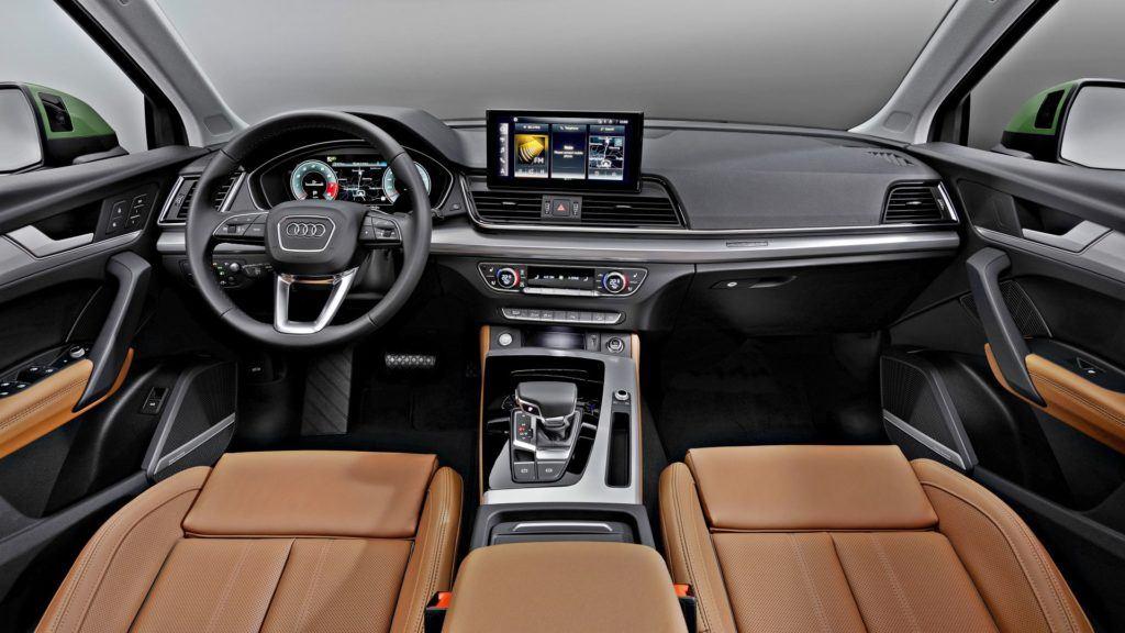 Audi Q5 (2020)