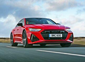 Nietypowy test nowego Audi RS7. Ile przejedzie na rezerwie?