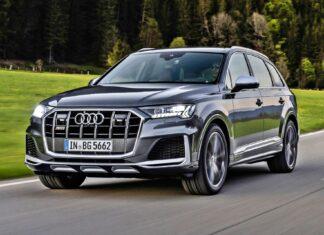 Audi SQ7 i Audi SQ8 z benzynowym V8. Osiągi są imponujące