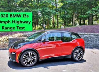 BMW i3s – test zużycia prądu w trasie