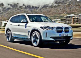 Nowe BMW iX3 – oficjalne informacje i zdjęcia