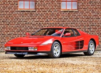 Ferrari Testarossa jest przereklamowane?