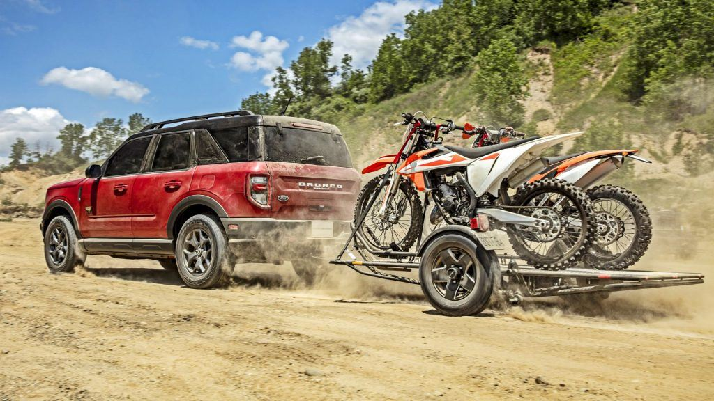 Ford Bronco Sport (2020)