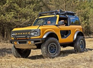 Nowy Ford Bronco – oficjalne zdjęcia i informacje