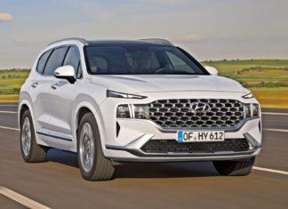 Nowy Hyundai Santa Fe (2020) – co pod maską?