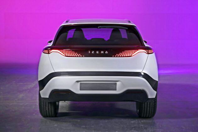 Izera SUV