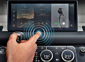 Bezdotykowy ekran dotykowy – przyszłość motoryzacji?