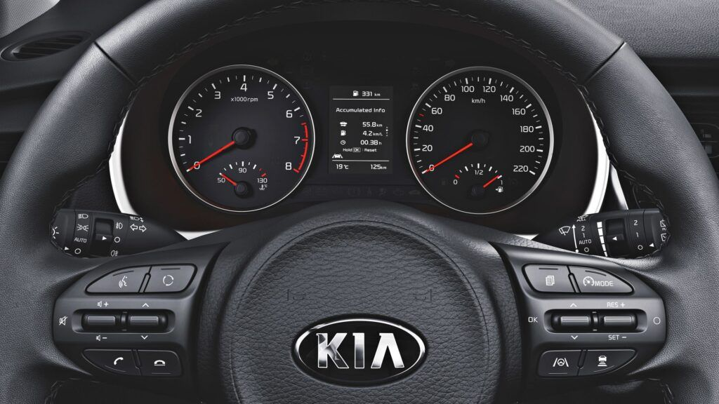 Kia Rio (2020)