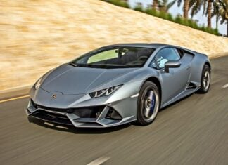 Otrzymał pomoc od rządu, za pieniądze z dotacji kupił Lamborghini