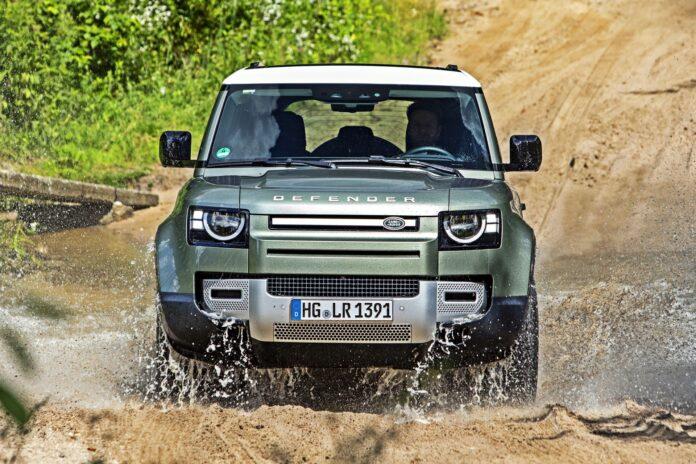 Land Rover Defender (2020)
