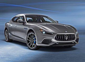 Odświeżone Maserati Ghibli – pierwsza hybryda w historii marki