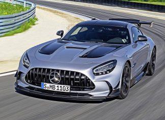 Nowy Mercedes-AMG GT Black Series ma 730 KM i tylny napęd