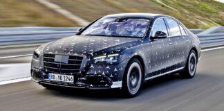Mercedes klasy S (2020)
