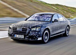 Nowy Mercedes klasy S. Komfort i bezpieczeństwo na najwyższym poziomie