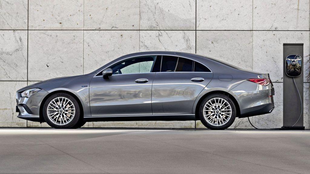Mercedes-Benz CLA 250 e