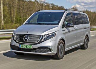 Mercedes EQV (2021). Opis wersji i cennik