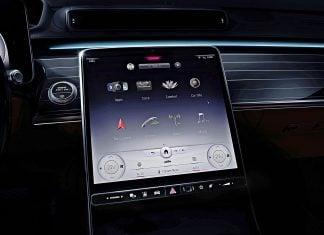 Nowy Mercedes klasy S. Więcej ekranów, mniej przycisków