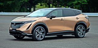 Nissan Aryia