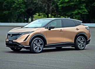 Elektryczny Nissan Ariya – oficjalne zdjęcia i informacje