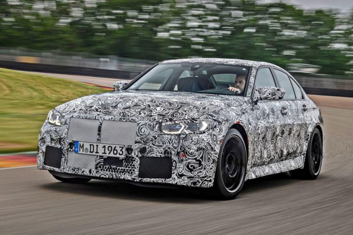 Nowe BMW M3 (2020)