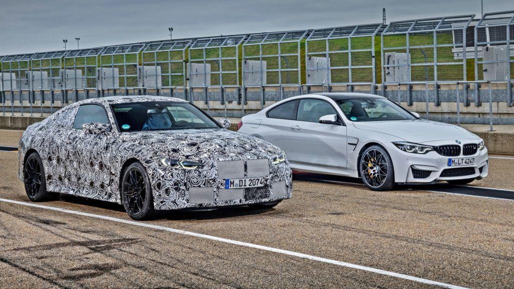 Nowe BMW M4 (2020)