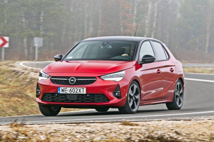 Opel Corsa F (2020)