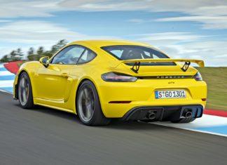 Czy Porsche Cayman GT4 jest szybsze od najnowszej 911?