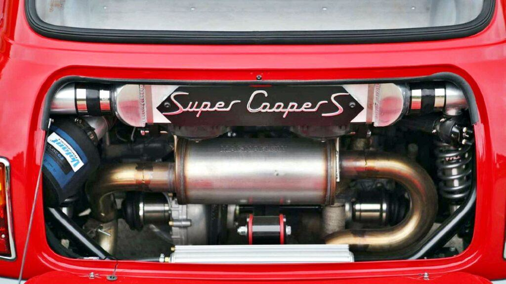 Super Cooper Type S