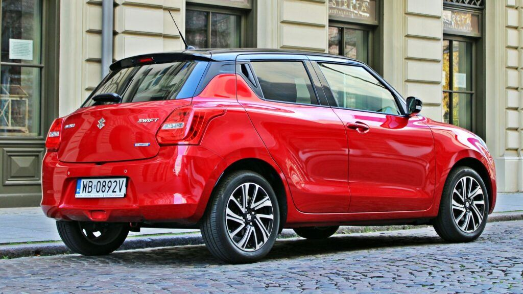 Suzuki Swift Hybrid (2020)