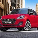Suzuki Swift Hybrid (2020)