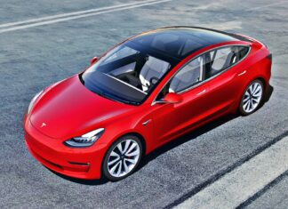 Tesla Model 3 (2020). Opis wersji i cennik