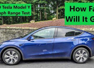 Tesla Model Y – test zużycia prądu w trasie