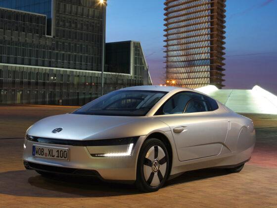 Volkswagen XL1 (2013)
