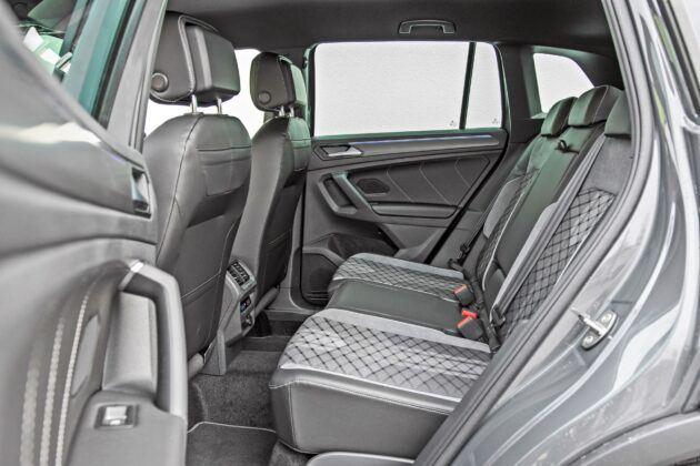 VW Tiguan R-Line (2021)