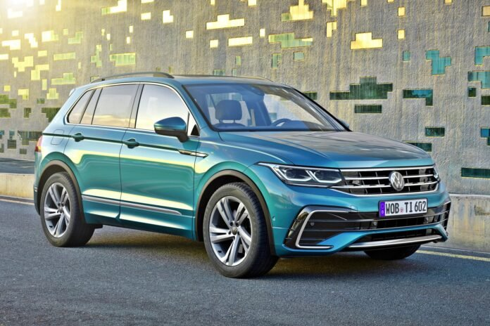 VW Tiguan R-Line (2020)