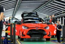 Nowa Toyota Yaris 2020 produkcja fabryka
