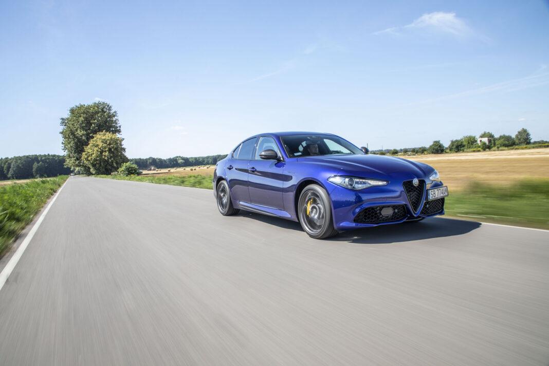 2020 Alfa Romeo Giulia 2.0 GME TB 280 Q4 Veloce – przód