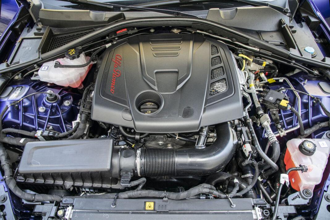 2020 Alfa Romeo Giulia 2.0 GME TB 280 Q4 Veloce – silnik