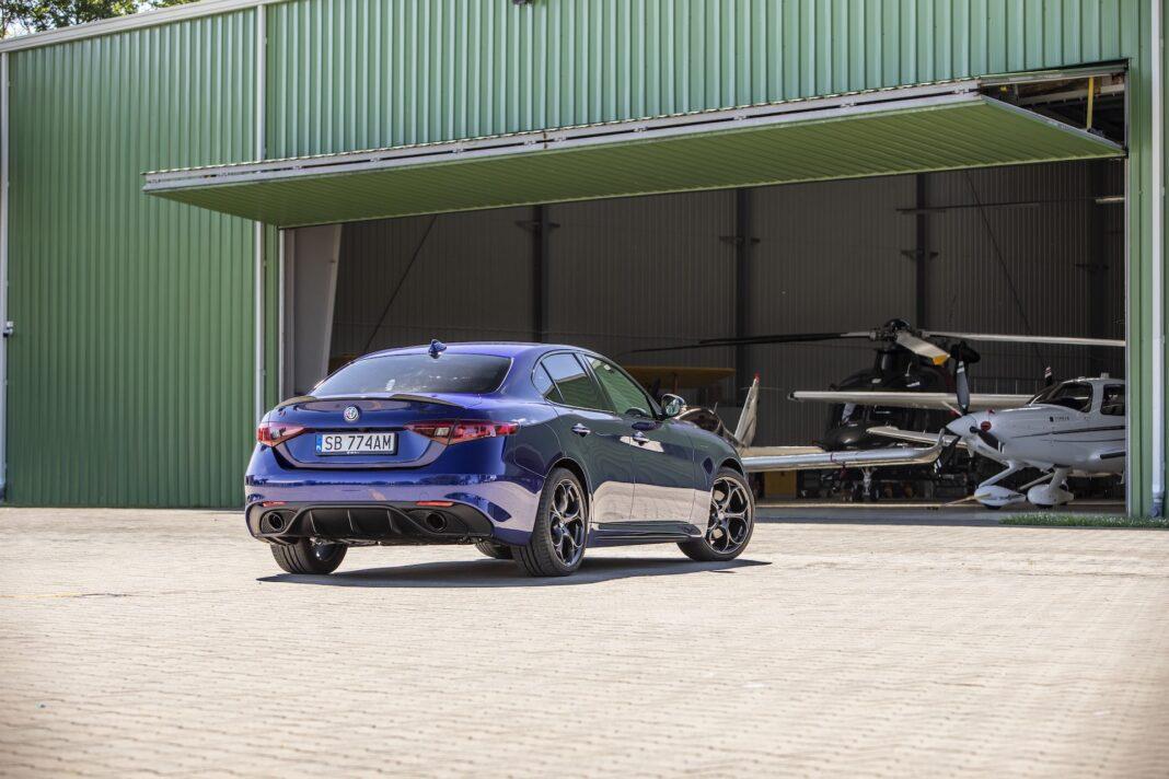 2020 Alfa Romeo Giulia 2.0 GME TB 280 Q4 Veloce – tył