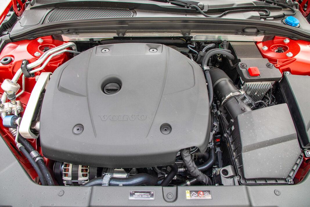 Volvo S60 T4 test – silnik